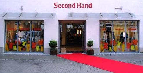 Second Hand Laden - DRK KV Schwäbisch Gmünd